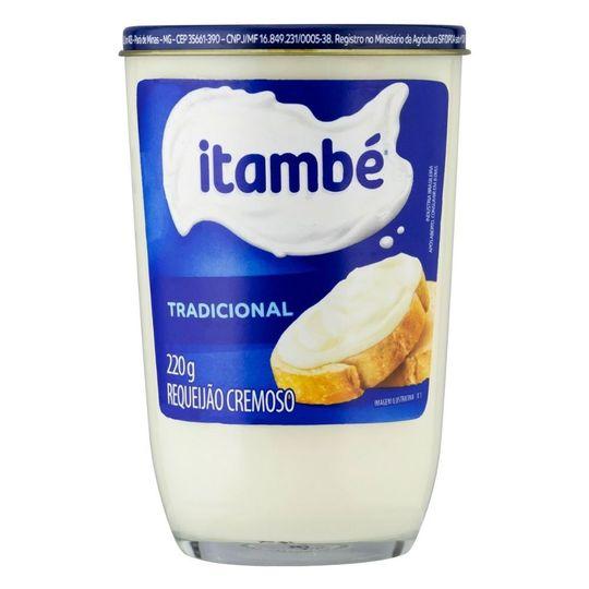 REQUEIJAO ITAMBE CREMOSO TRADICIONAL 220GR
