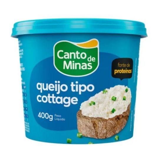 QUEIJO CANTO DE MINAS COTTAGE 400G
