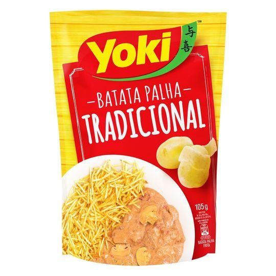 BATATA PALHA YOKI TRADICIONAL 100G